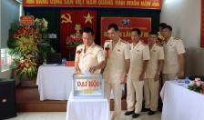Đại hội Đảng bộ Phòng Cảnh sát Môi trường – CATP nhiệm kỳ 2020-2025
