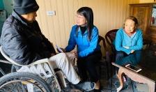 Huyện đoàn Tiên Lãng: Chung tay làm tốt công tác an sinh xã hội