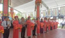 Khánh thành đền Hà Đới, xã Tiên Thanh (Tiên Lãng)
