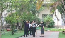 Quận Lê Chân: Rà soát hệ thống cây xanh tại 100% các cơ sở giáo dục trên địa bàn