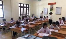 Gần 300 học sinh tiểu học, THCS của huyện Vĩnh Bảo thi TOEFL chuẩn quốc tế