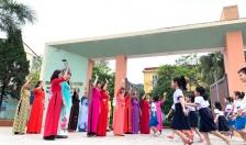 Các trường Tiểu học trên địa bàn quận Kiến An: Chủ động bố trí chu đáo chỗ nghỉ cho HS đến trường sớm