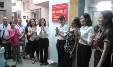 """Khánh thành nhà """"Đại đoàn kết' cho hộ gia đình cận nghèo tại phường Cát Dài, Lê Chân"""