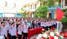 Trường THCS Ngô Quyền (quận Lê Chân): Phấn đấu là đơn vị dẫn đầu thành phố về công tác Đội và phong trào thiếu nhi