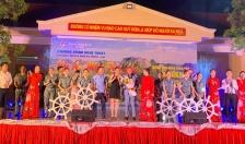 """Đoàn Ca múa Hải Phòng Biểu diễn chương trình nghệ thuật """"Nơi ấy mặt trời lên"""" tại Trung tâm Gia Minh"""