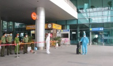 Bảo đảm cách ly an toàn đoàn 270 chuyên gia LG Hàn Quốc nhập cảnh tại Hải Phòng