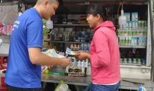 Bảo hiểm xã hội Hải Phòng:  Tuyên truyền lưu động nhân ngày BHYT Việt Nam