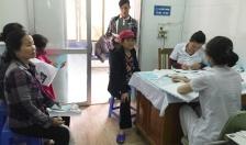 Trung tâm y tế huyện Cát Hải làm tốt công tác chăm sóc sức khỏe cho nhân dân
