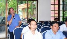 Khảo sát công tác quản lý, xây dựng lực lượng Bảo vệ dân phố tại quận Ngô Quyền