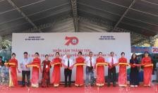 19 doanh nghiệp tham gia triển lãm các thành tựu, các sản phẩm kỷ niệm 70 năm ngày truyền thống ngành Thú y