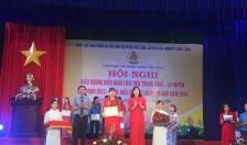 LĐLĐ huyện Tiên Lãng:  Biểu dương 91 điển hình tiên tiến giai đoạn 2015- 2020 và lao động giỏi năm 2019