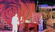 """Đoàn Kịch nói Hải Phòng: Lưu diễn vở """"Di sản mùa xuân"""" tại xã Kiến Thiết"""