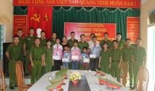 Đoàn Thanh niên Phòng Cảnh sát Hình-CATP tổ chức hành trình về nguồn tại tỉnh Tuyên Quang