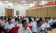 Thanh tra Sở Xây dựng thành phố triển khai nhiệm vụ 6 tháng cuối năm 2020