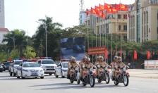 Xây dựng Đảng bộ Công an tỉnh Hà Nam trong sạch vững mạnh, hoàn thành xuất sắc nhiệm vụ chính trị