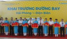Khai trương đường bay mới Hải Phòng - Điện Biên
