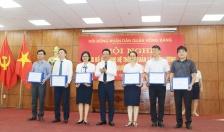HĐND cấp quận đầu tiên xây dựng và áp dụng ISO 9001:2015 - Bước đột phá trong cải cách hành chính ở quận Hồng Bàng