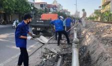 Tuổi trẻ quận Hồng Bàng xung kích vì cuộc sống cộng đồng