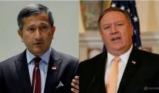 Mỹ-Singapore: Ủng hộ giải quyết tranh chấp Biển Đông theo luật quốc tế