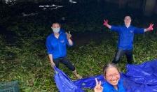 Quận đoàn Hồng Bàng: Xóa quảng cáo rao vặt trái phép trên 72 km đường, ngõ phố