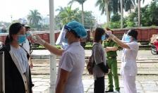 Quận Ngô Quyền: Lập Tổ kiểm soát Y tế phòng chống dịch Covid-19 tại Ga Hải Phòng