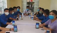 Tuổi trẻ quận Đồ Sơn: Triển khai cài ứng dụng Bluezone