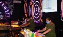 Bắt quả tang quán karaoke lén lút hoạt động giữa dịch Covid-19