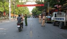 Công an quận Kiến An: Xử phạt 394 trường hợp vi phạm TTATGT