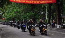 Đoàn Cơ sở Phòng Cảnh sát Cơ động – CATP: Huy động 5.552 lượt cán bộ, đoàn viên tham gia tuần tra bảo đảm ANTT