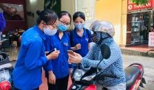 Đoàn phường Hùng Vương (Hồng Bàng): Hướng dẫn trên 3.000 thuê bao cài đặt ứng dụng Bluezone