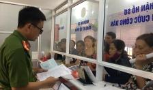CAQ Đồ Sơn: Tiếp nhận xử lý 124 hồ sơ hộ khẩu