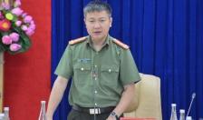 Công an tỉnh họp triển khai công tác bảo vệ Đại hội Đại biểu Đảng bộ tỉnh khóa XV nhiệm kỳ 2020-2025