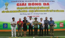 Khai mạc Giải bóng đá vô địch các CLB thành phố Cúp Báo An ninh Hải Phòng – Nhựa Tiền Phong lần thứ 19 năm 2020