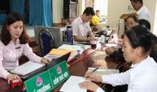 Dư nợ cho vay các đối tượng chính sách tăng 7,63%