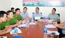 Cụm Doanh nghiệp an toàn PCCC khu vực Sở Dầu: Sẵn sàng tổ chức Hội thao kỹ thuật PCCC