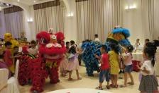 Công đoàn Cơ quan Văn phòng UBND thành phố tổ chức Đêm hội trăng rằm cho các cháu thiếu nhi