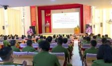 Tập huấn nghiệp vụ về công tác Điều tra hình sự đối với lực lượng Cảnh sát điều tra