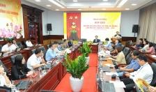 Họp báo về Đại hội Đảng bộ tỉnh Hải Dương lần thứ XVII, nhiệm kỳ 2020-2025