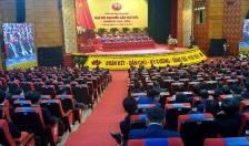 Hải Dương khai mạc trọng thể Đại hội đại biểu Đảng bộ tỉnh lần thứ XVII