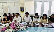 BHXH quận Kiến An: Tập huấn nghiệp vụ cho nhân viên Đại lý thu BHXH, BHYT