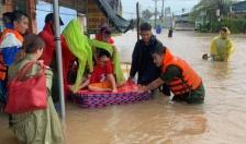 Phối hợp thông tin, phổ biến pháp luật về thiên tai, lũ lụt