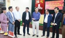 Chủ tịch UBND TP Nguyễn Văn Tùng tiếp xúc cử tri phường Tràng Minh (Kiến An)