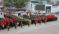 Đồng loạt ra quân tấn công, trấn áp tội phạm, bảo vệ Đại hội Đảng toàn quốc lần thứ XIII và Tết Nguyên đán Tân Sửu 2021
