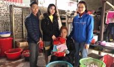 Đoàn phường Thượng Lý (Hồng Bàng): Chung tay làm tốt công tác an sinh xã hội