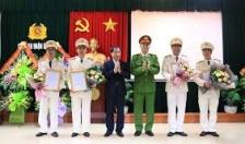 CAP Hải Sơn, quận Đồ Sơn: Trao lại tài sản cho người dân đánh rơi