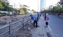 Đoàn phường Thượng Lý (Hồng Bàng): Xung kích xây dựng đô thị văn minh