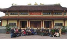 Đoàn Thanh niên CATP và Đoàn Thanh niên Đại học Y dược Hải Phòng: Trao hơi ấm đến đồng bào các tỉnh miền Trung
