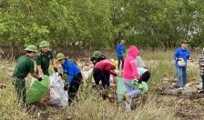 Huyện đoàn Tiên Lãng: Chung tay bảo vệ môi trường, ứng phó với biến đổi khí hậu