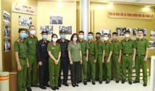 Đoàn Cơ sở phòng Cảnh sát Cơ động – CATP: Chú trọng phát triển kỹ năng, nâng cao thể chất, đời sống văn hóa, tinh thần cho ĐVTN