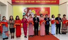 """Khai mạc triển lãm ảnh, tư liệu về """"Đảng Cộng sản Việt Nam - Những chặng đường lịch sử"""""""
